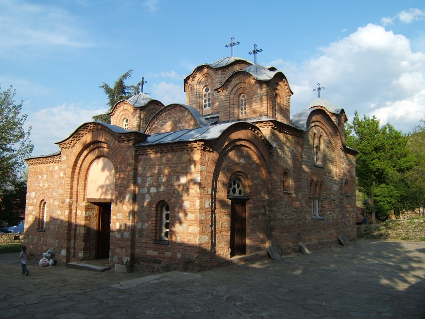 Church of St. Panteleimon (Nerezi) - Church of St. Panteleimon