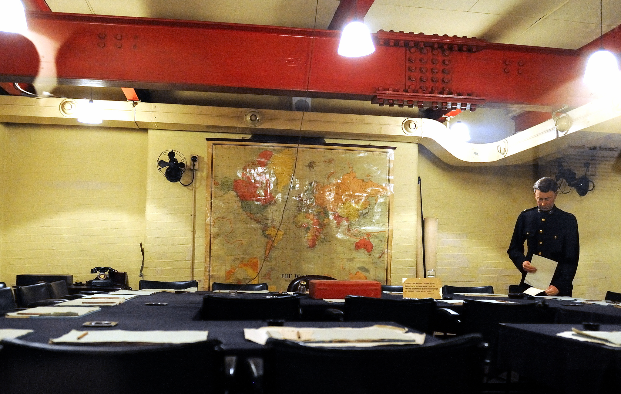 Churchill War Rooms Museum In London Thousand Wonders
