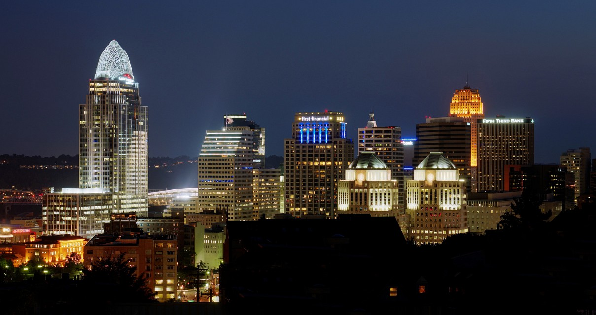 I don't know why you don't take me downtown - Cincinnati