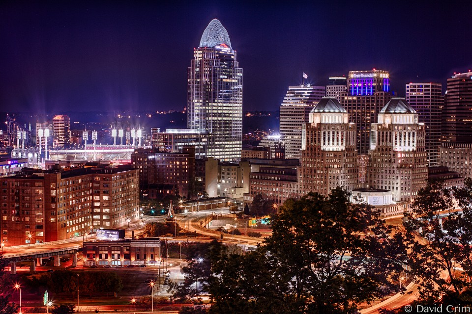 Cincinnati began in 1788 when Mathias Denman Colonel Robert Patterson and Israel Ludlow landed at a spot at the northern bank of the Ohio opposite the mouth of the