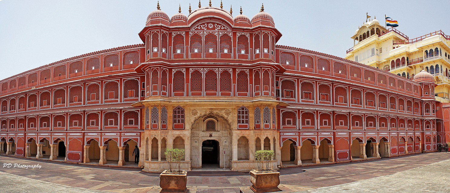 - City Palace Jaipur