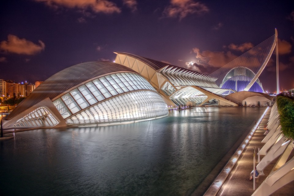 - City of Arts and