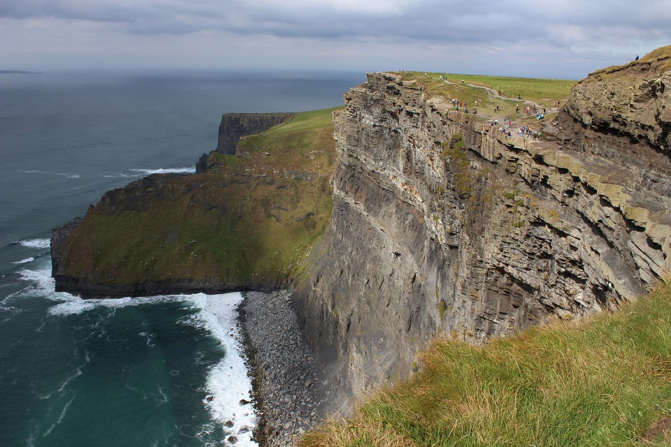 The Cliffs of Moher - Cliffs of Moher
