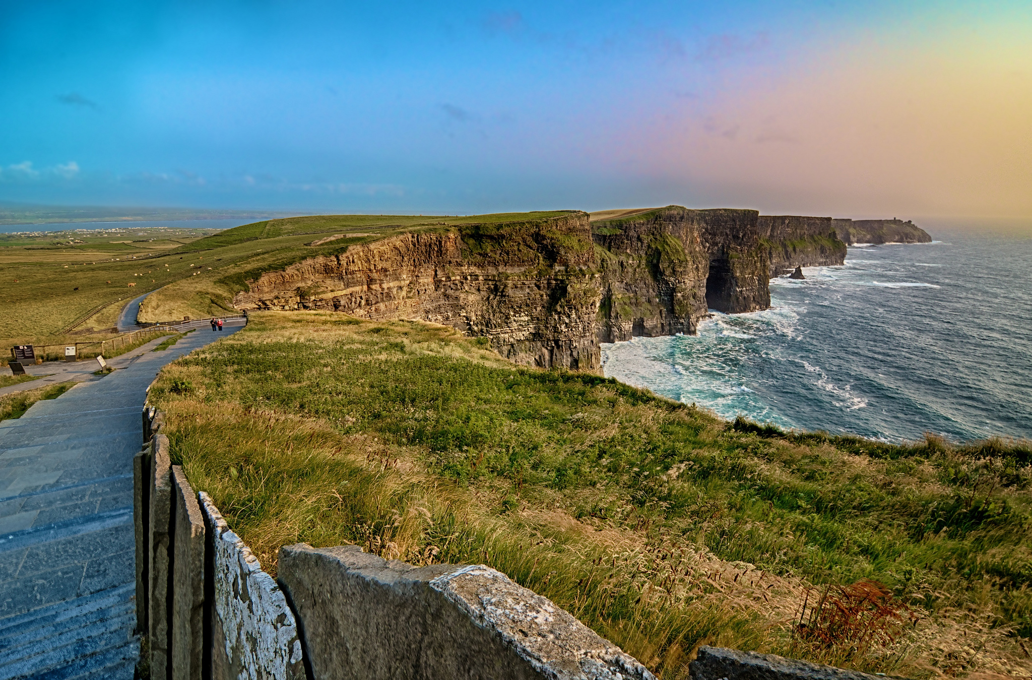 Cliffs Of Moher Cliff In Ireland Thousand Wonders