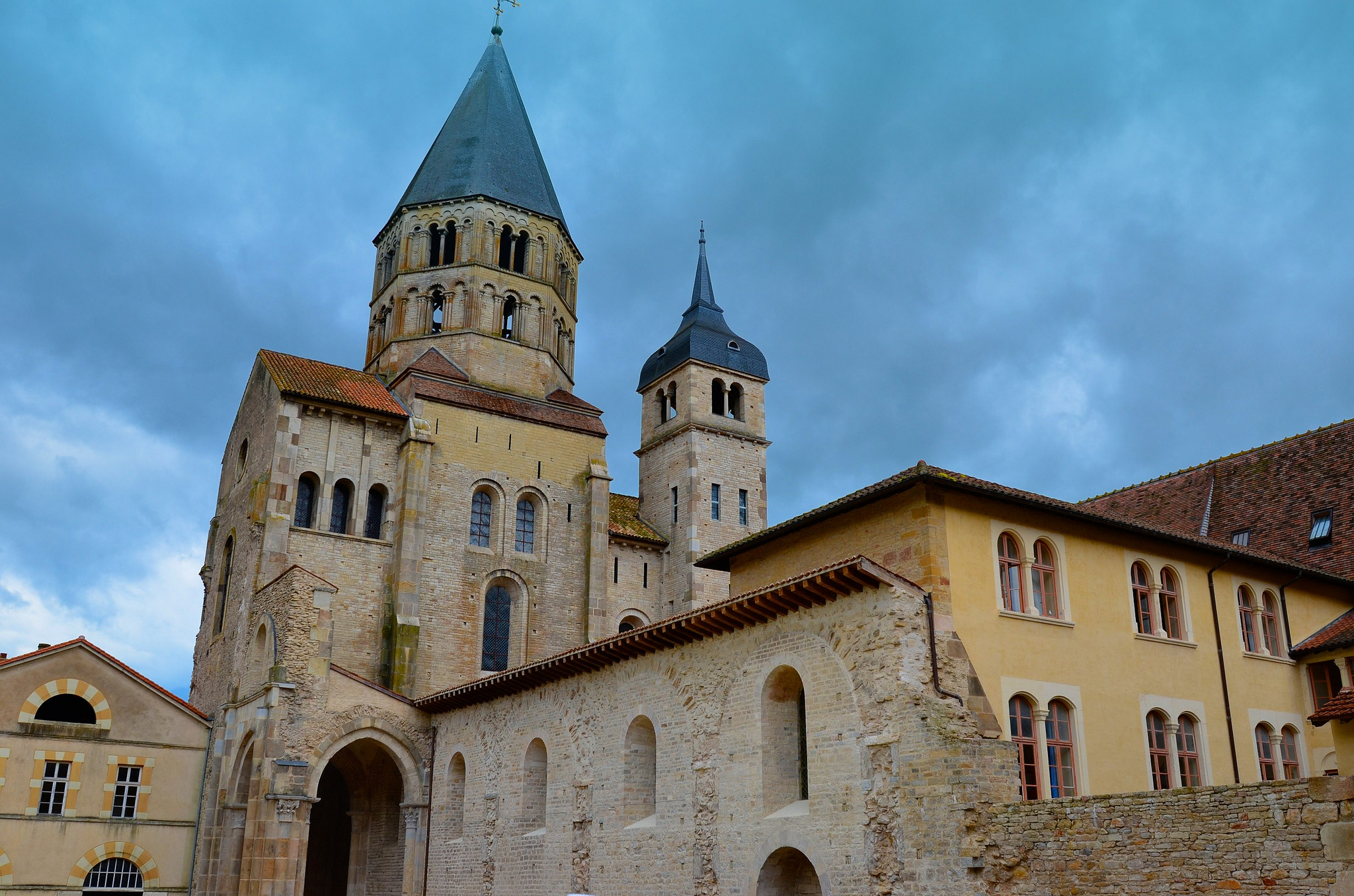 Abbey of Cluny