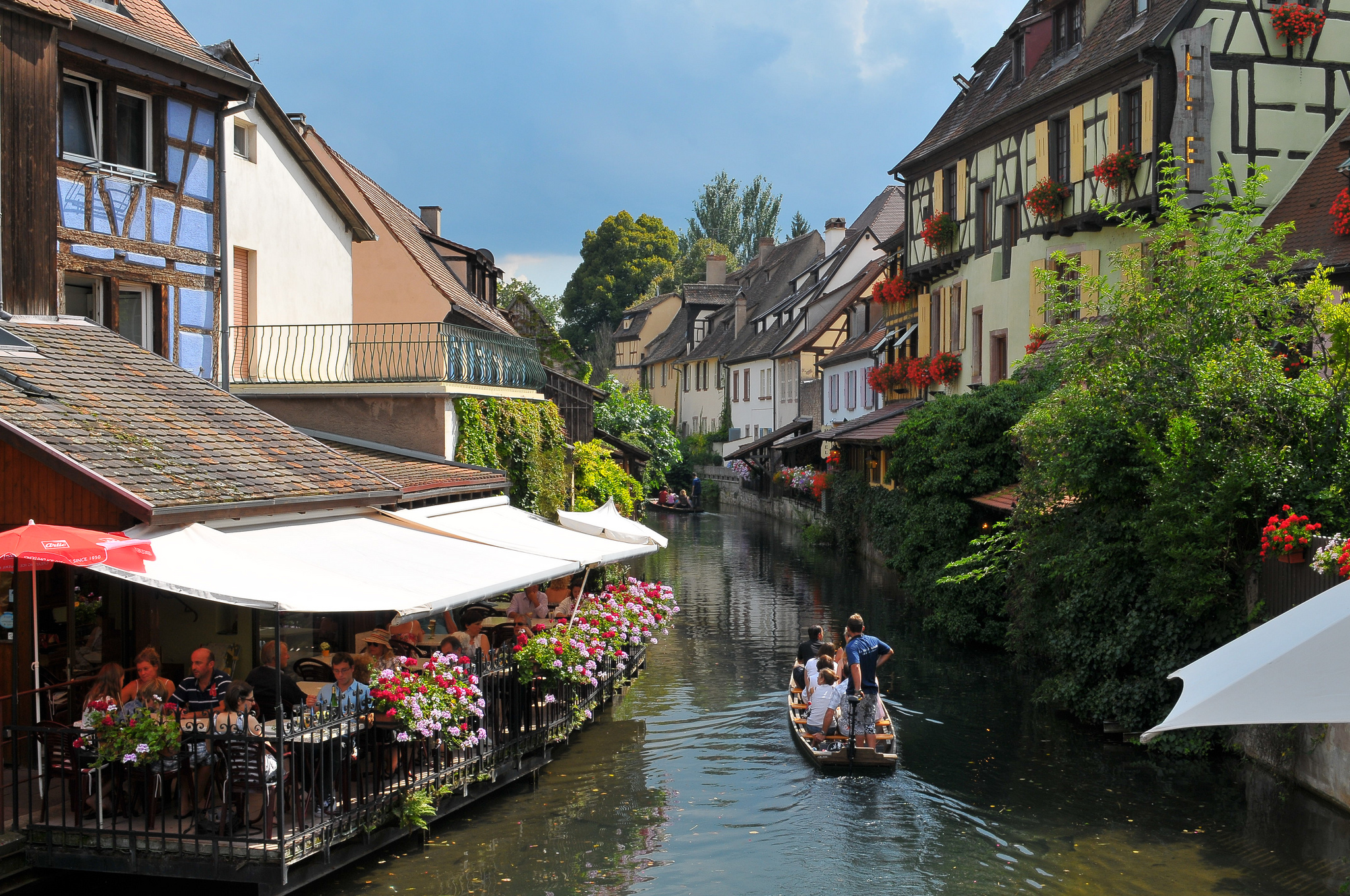 Colmar town in france thousand wonders for Colmar pictures