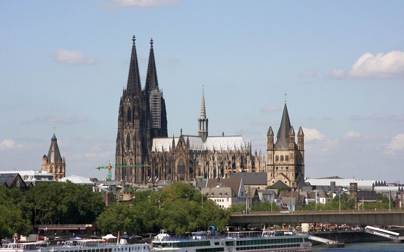 - Cologne