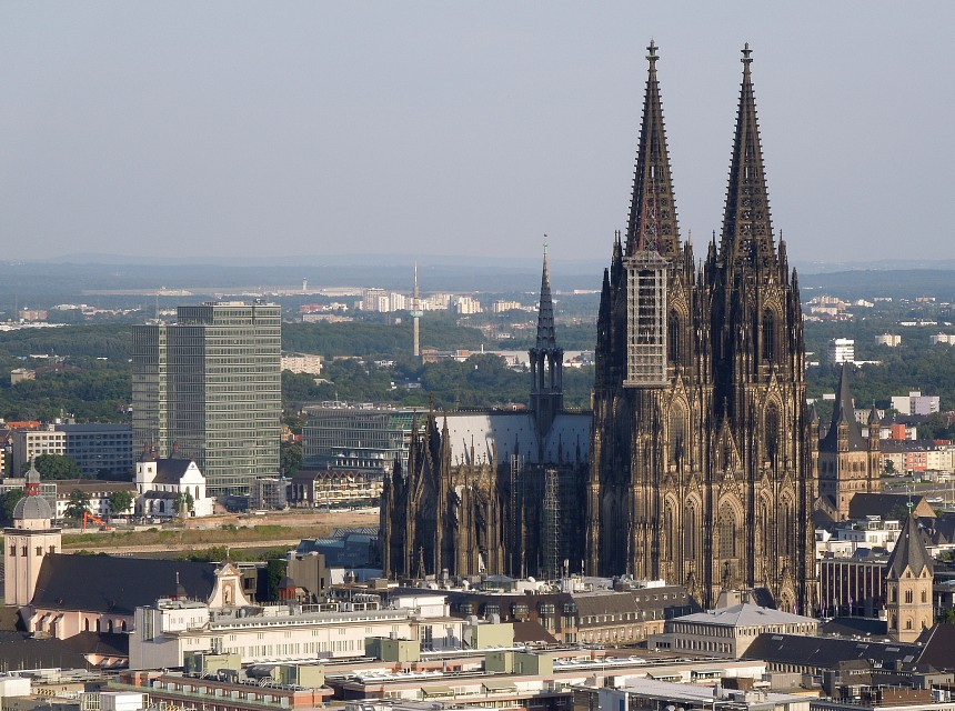 The Dom - Cologne Cathedral