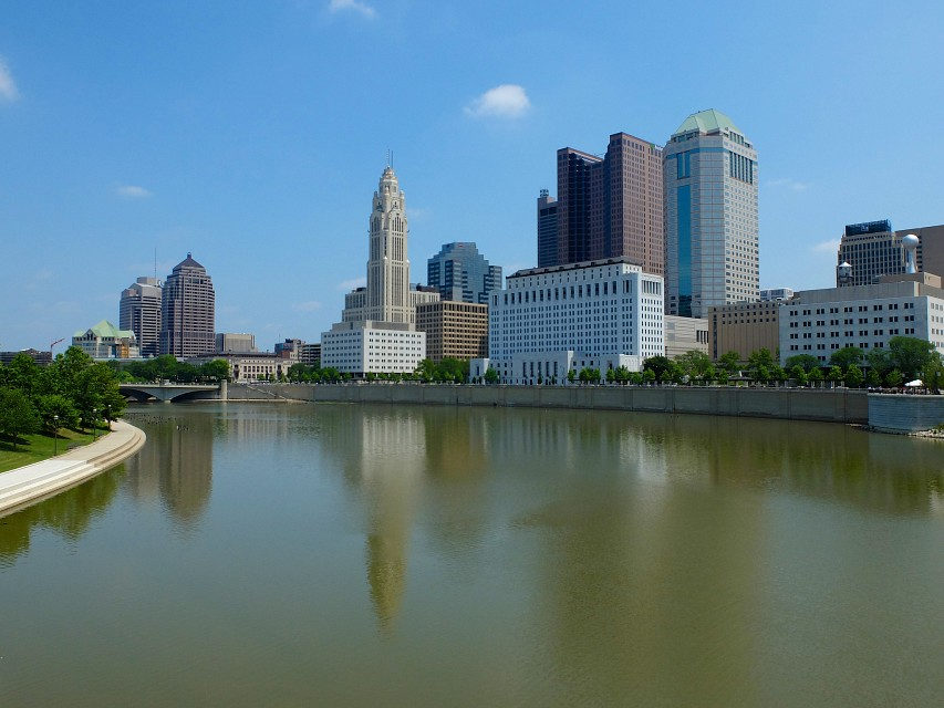 Columbus City In Ohio Thousand Wonders