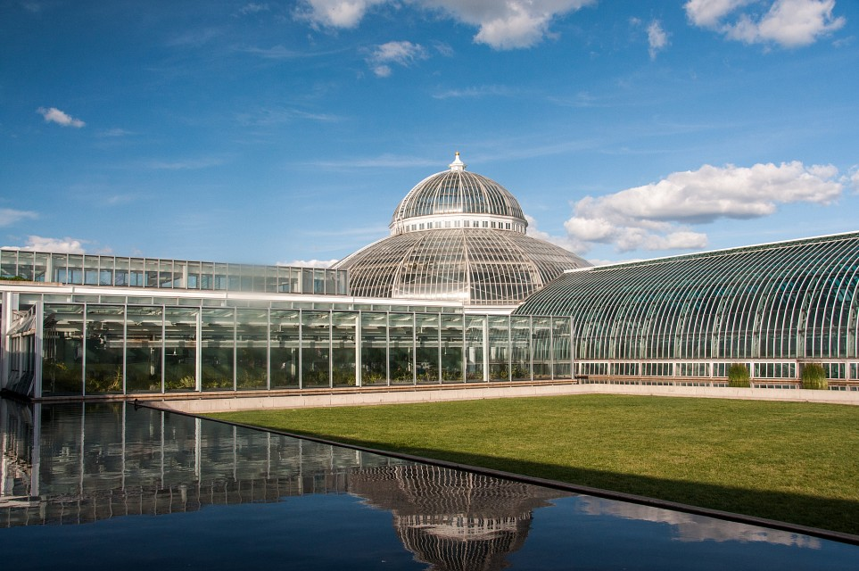 Marjorie McNeely Conservatory - Como Park Zoo and Conservatory