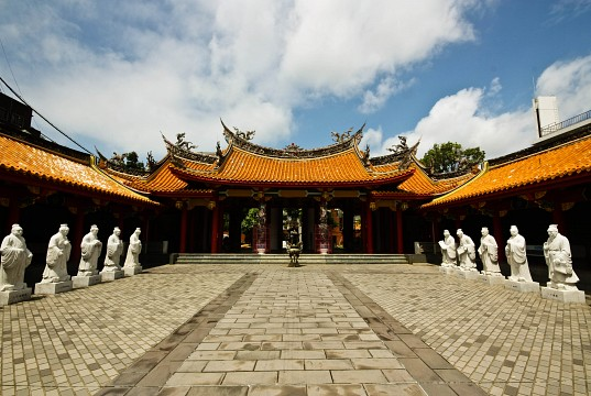 Confucius Shrine