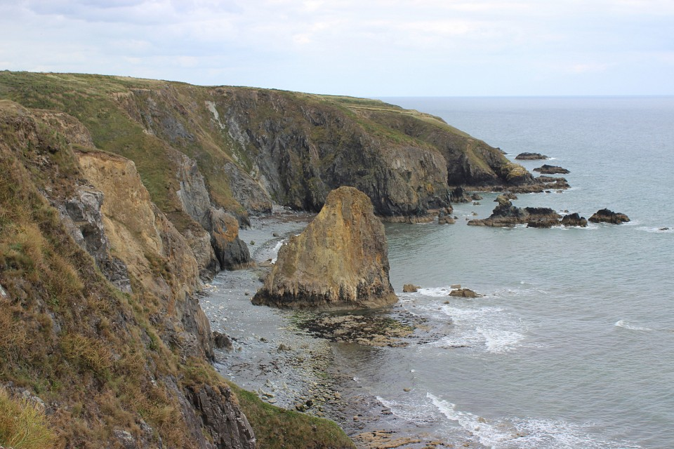 The Copper Coast. - Copper Coast Geopark