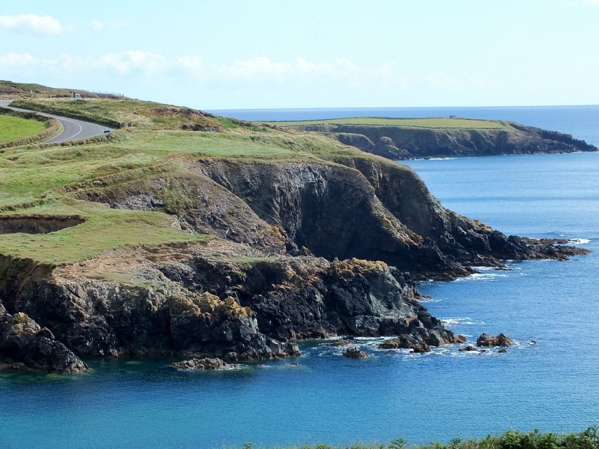 The Copper Coast Waterford - Copper Coast Geopark