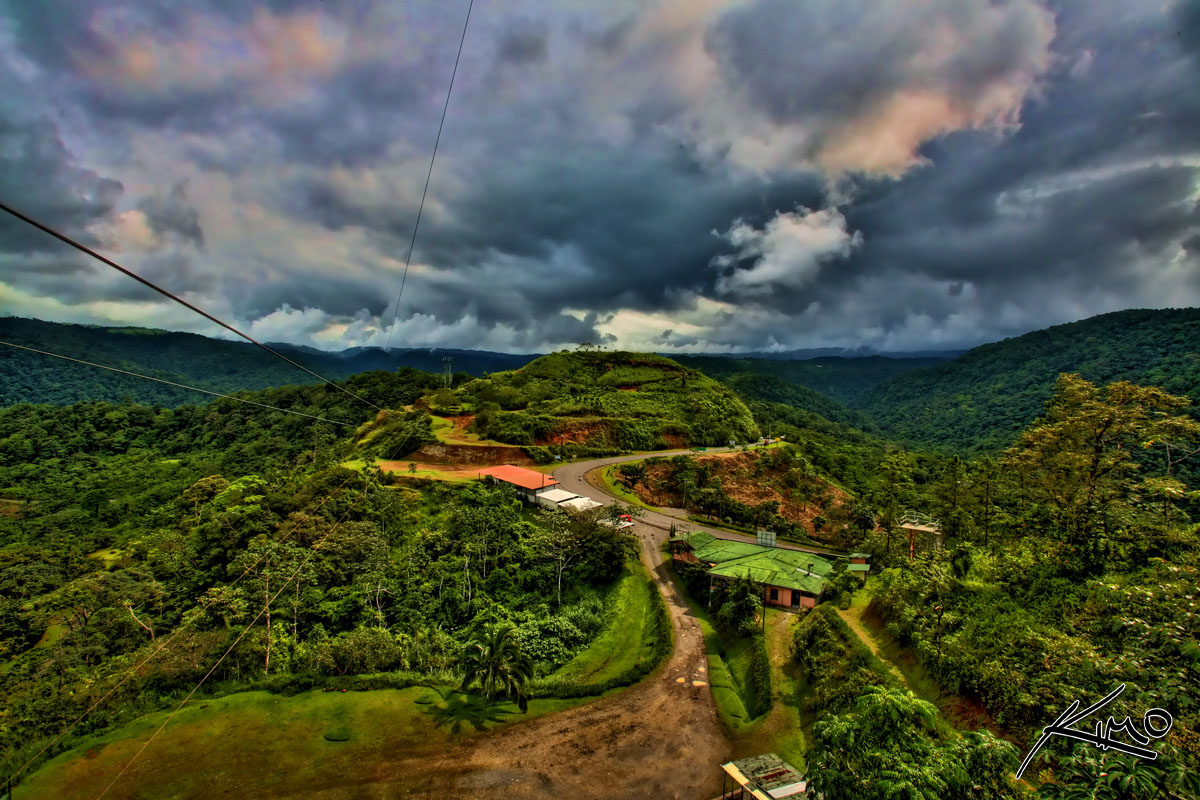 costa rica in north america thousand wonders