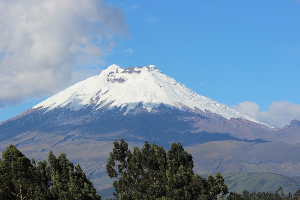 Cotopaxi - World's 2nd Highest Active Volcano - Cotopaxi