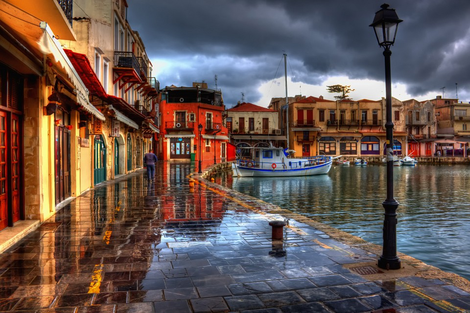Have you ever seen the rain? - Crete