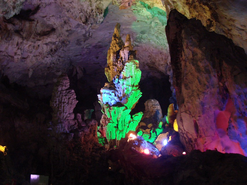 Guilin - Crown Cave - Crown Cave Guilin
