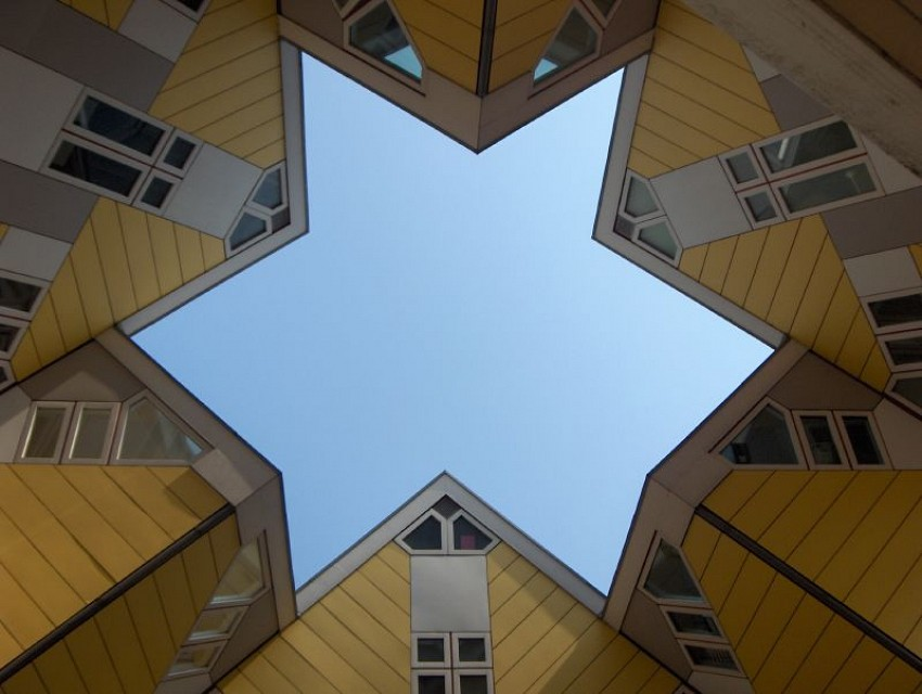Cube houses (Rotterdam) - Cube house