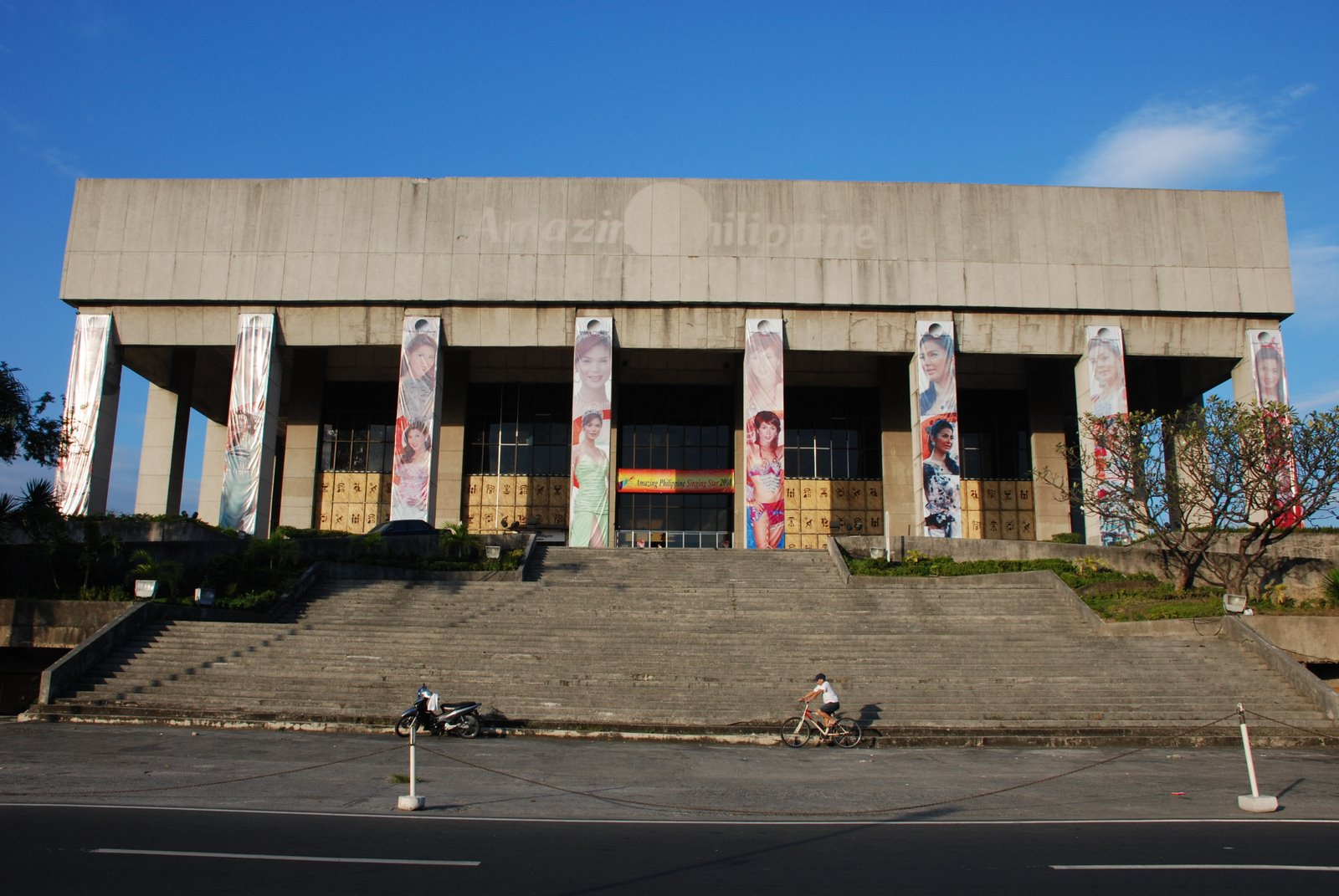 Cultural Center Of The Philippines Public Building In Metro Manila Thousand Wonders