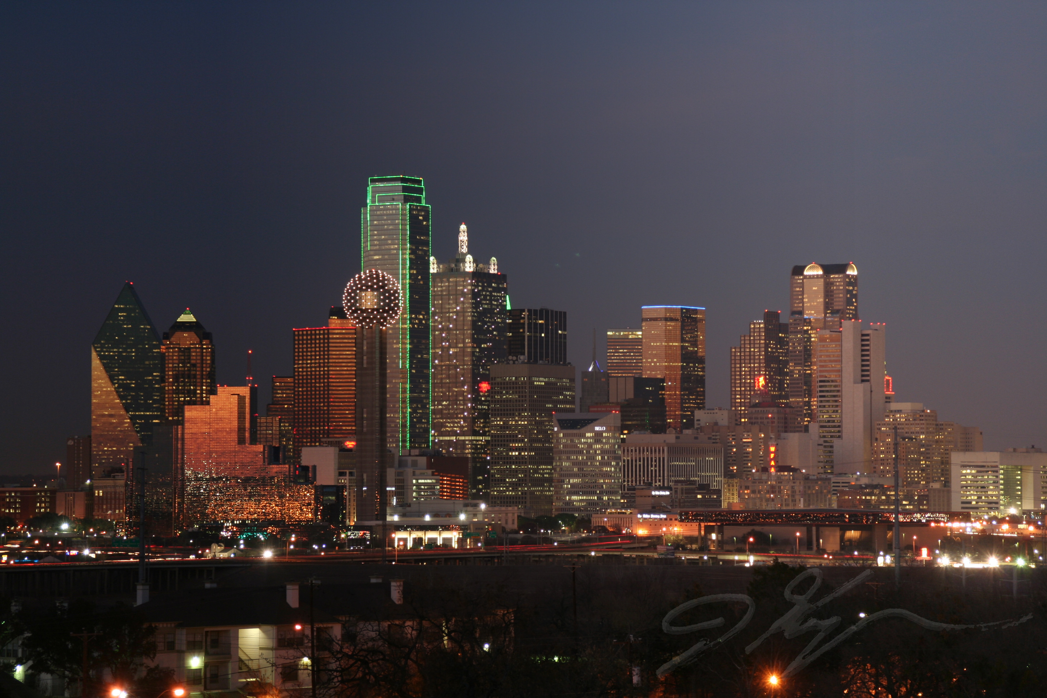 Dallas City In Texas Thousand Wonders