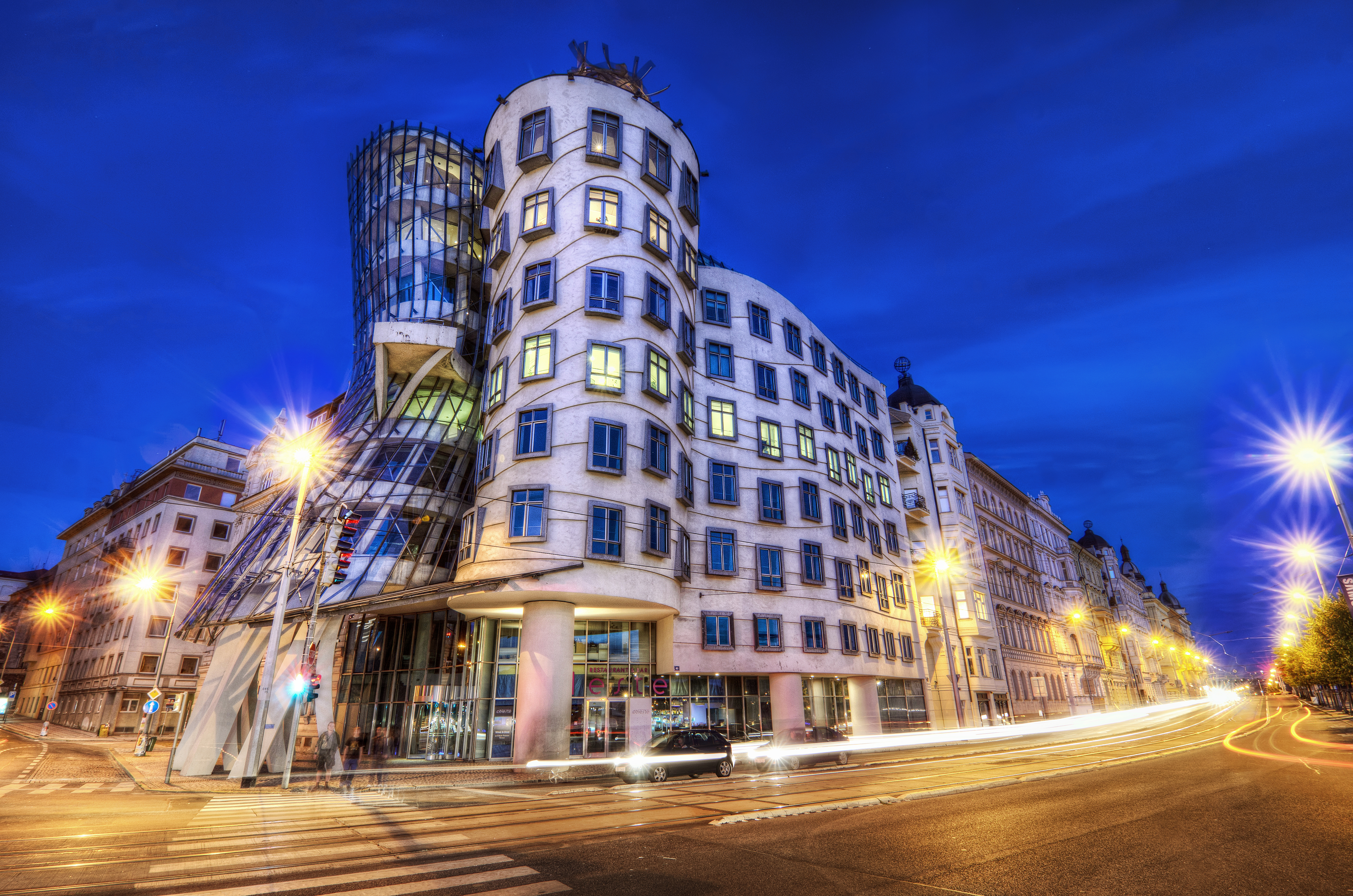 Dancing House - in Prague - Thousand Wonders