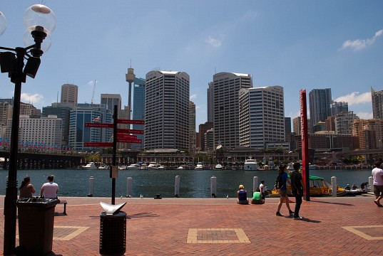 Darling Harbour -