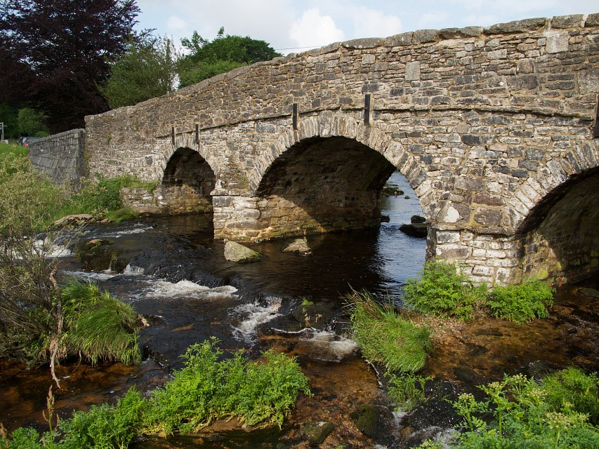 Postbridge, Dartmoor National Park - Dartmoor National Park