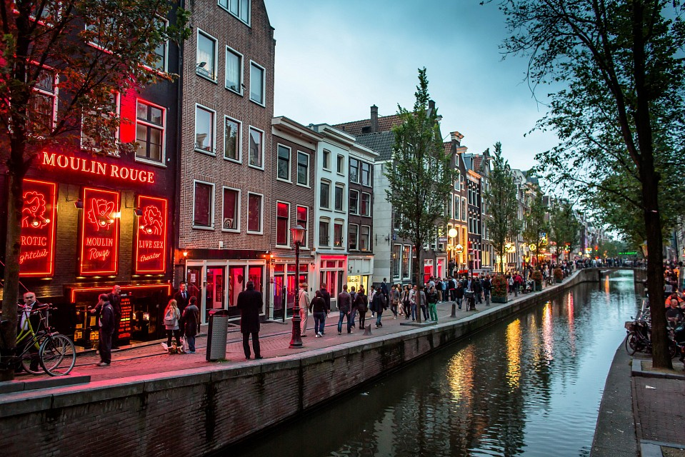 Red Light District - De Wallen