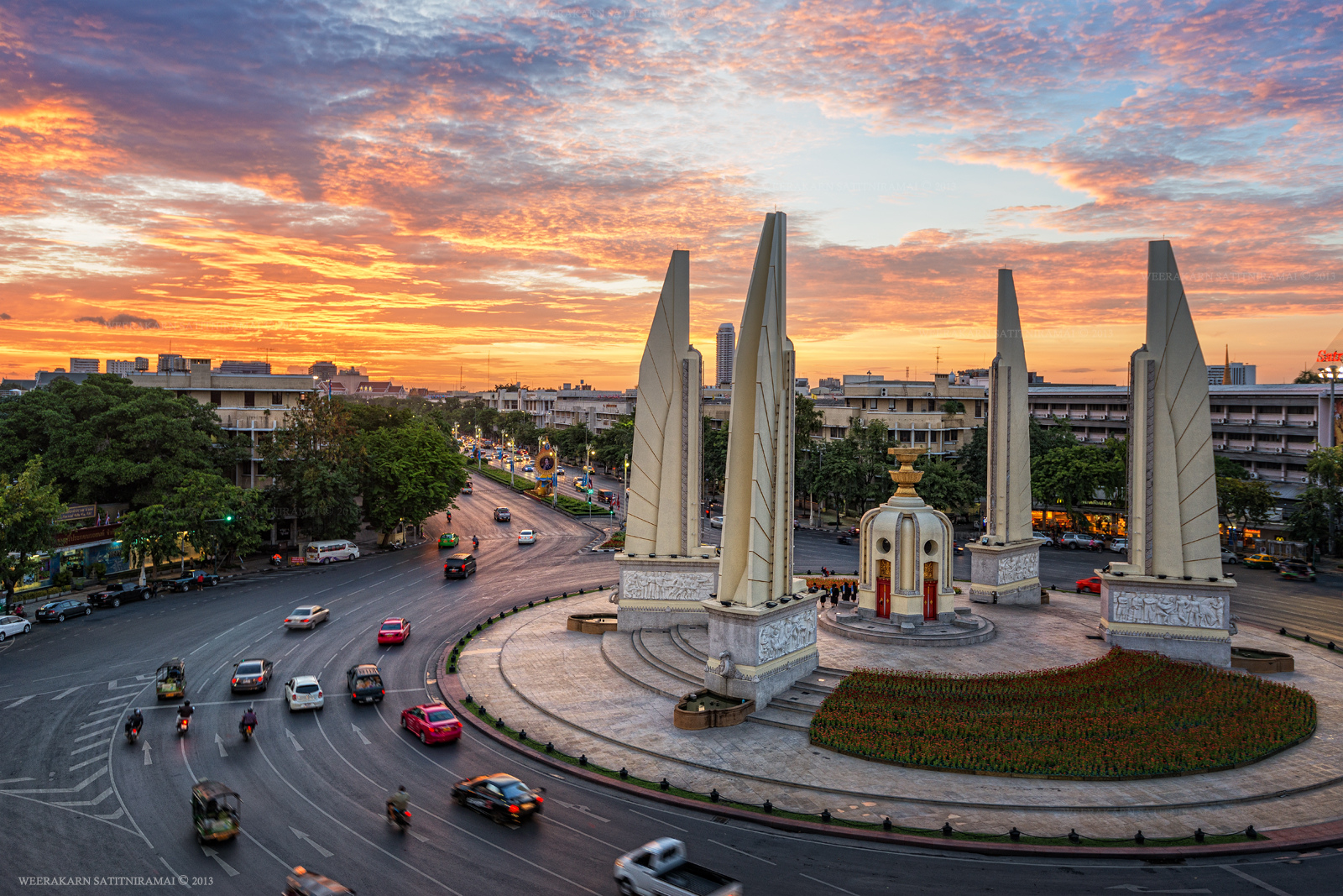 Image result for democracy monument
