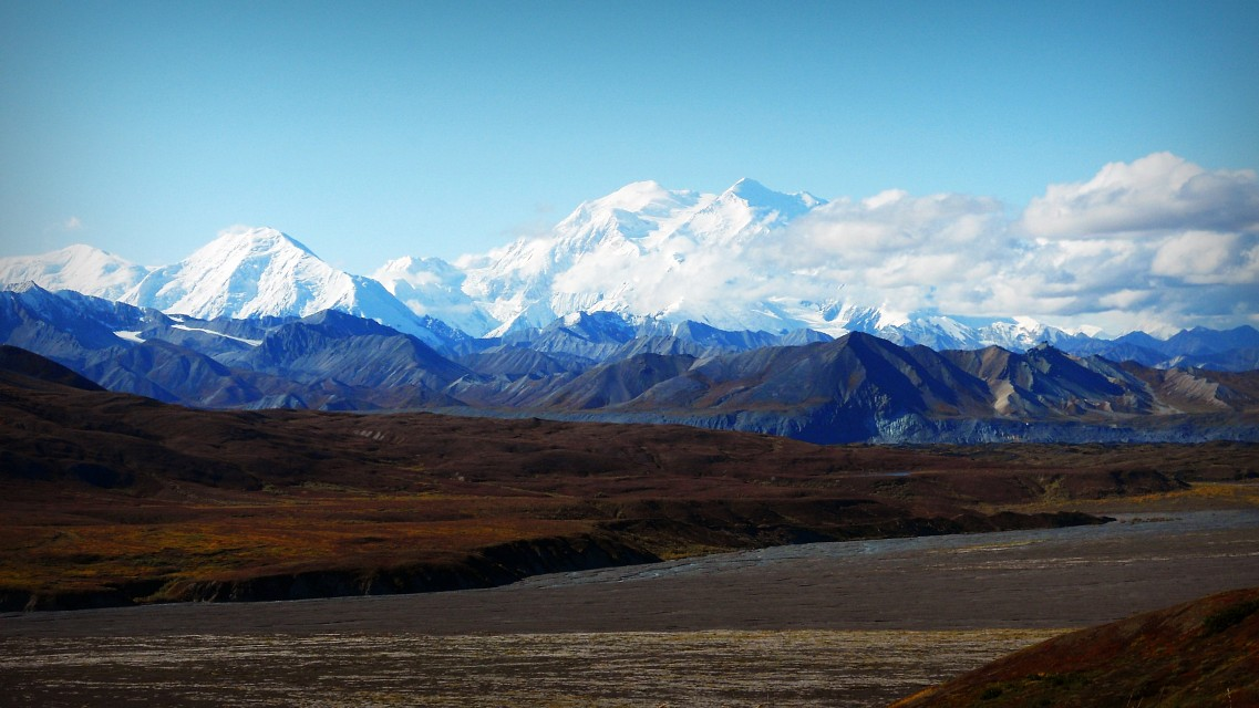 Denali - Mountains - Alaska - Denali National Park and Preserve