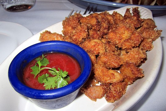 Rocky Mountain Oysters -