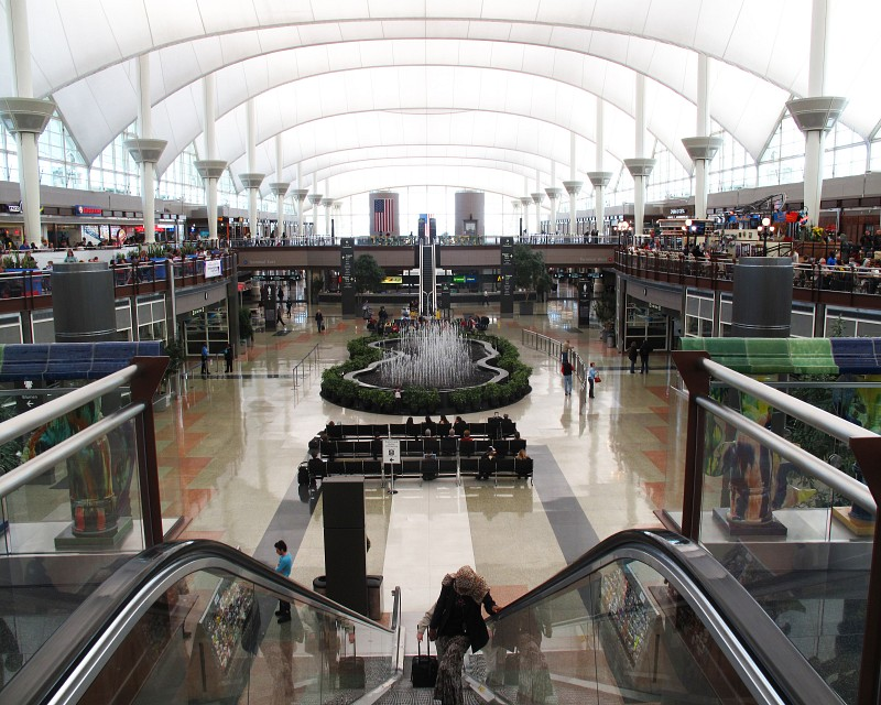 an analysis of the creation of value at denver international airport Denver airport baggage handling system case study denver international airport baggage and for the creation of a dedicated ski equipment handling area.