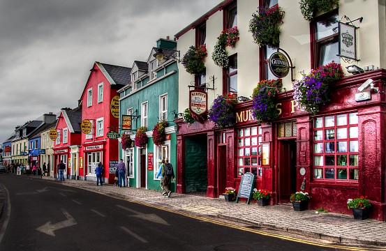 Dingle Town -
