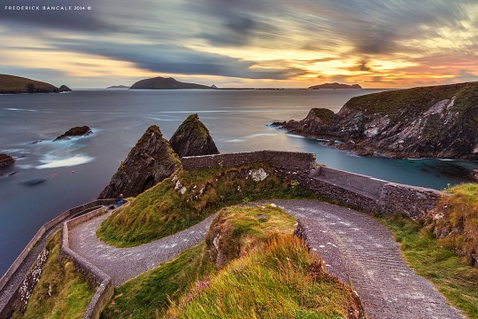 Dunquin Pier - Dingle Peninsula