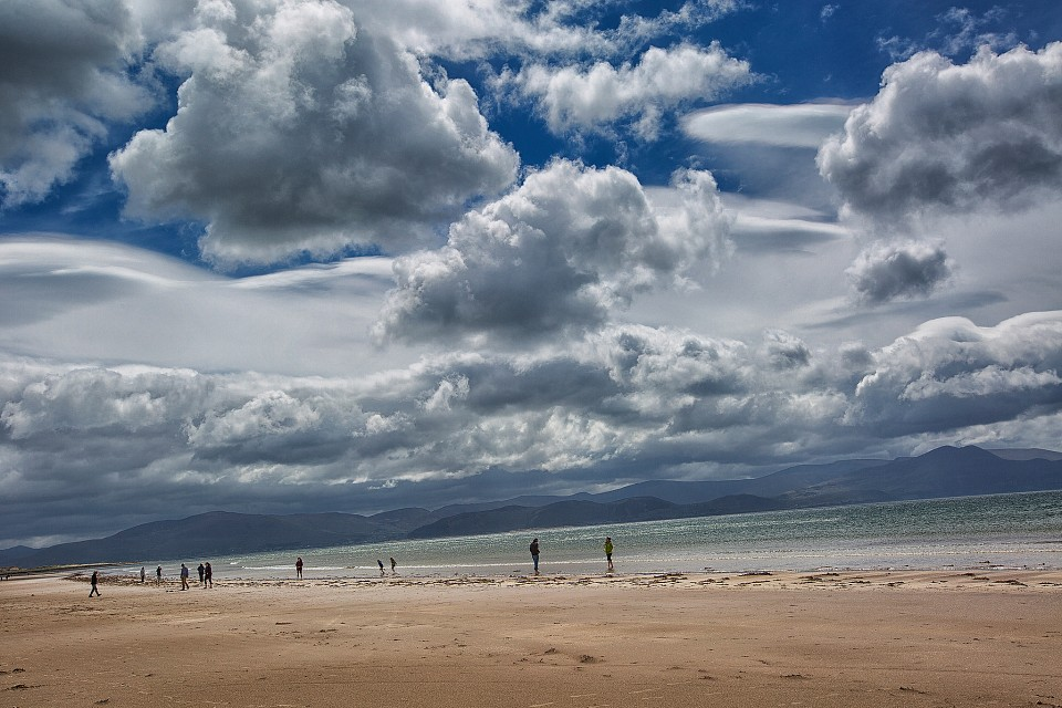 Inch beach 2 - Dingle Peninsula