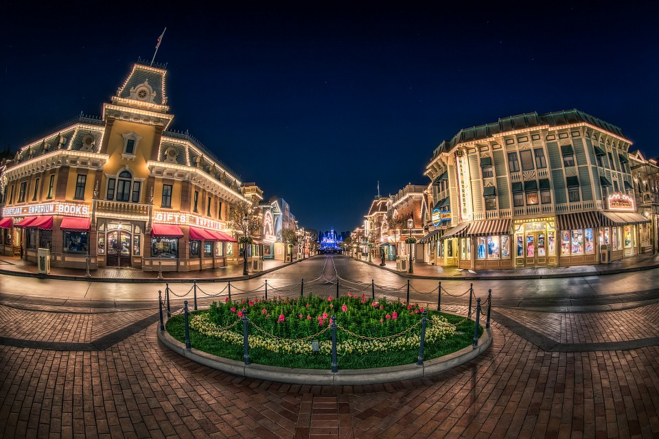 Goodnight Main Street - Disneyland