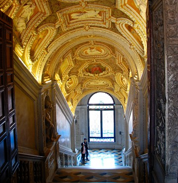 Venice - There's No Ceiling on Beauty in the Doge's Palace! - Doge's Palace