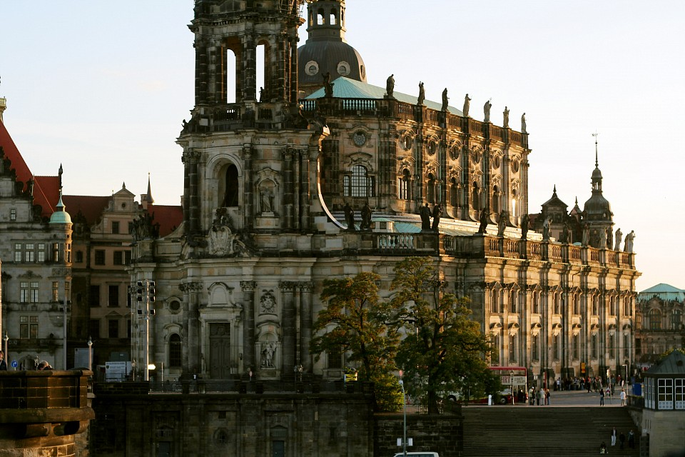 cathedral, dresden - Dresden Cathedral