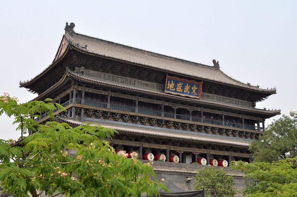 Drum Tower - Drum Tower of Xi'an