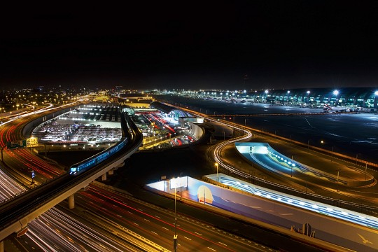 Dubai Airport | Dubai, UAE -