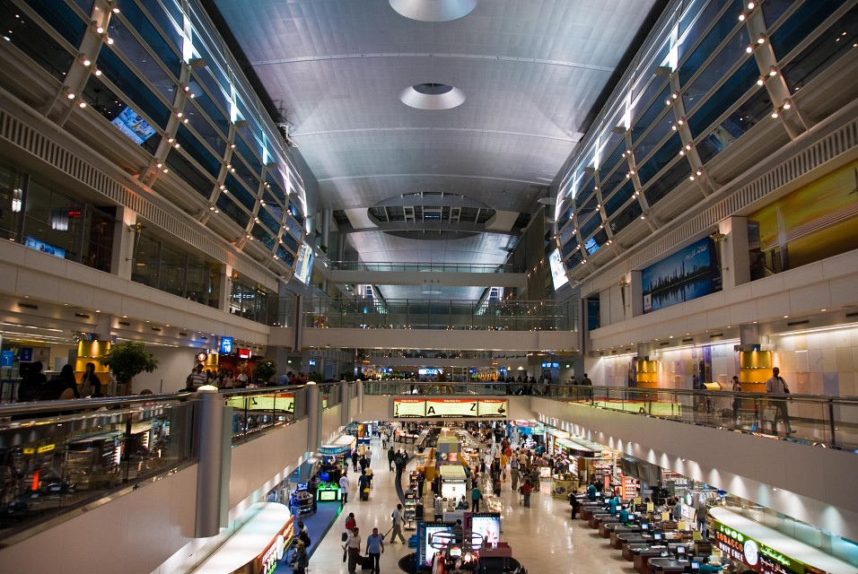 Terminal 1 - Dubai International