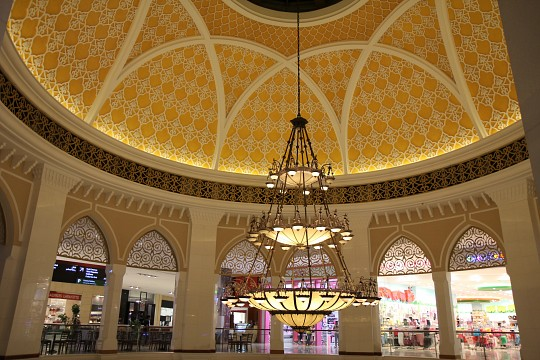 A dab of middle-eastern