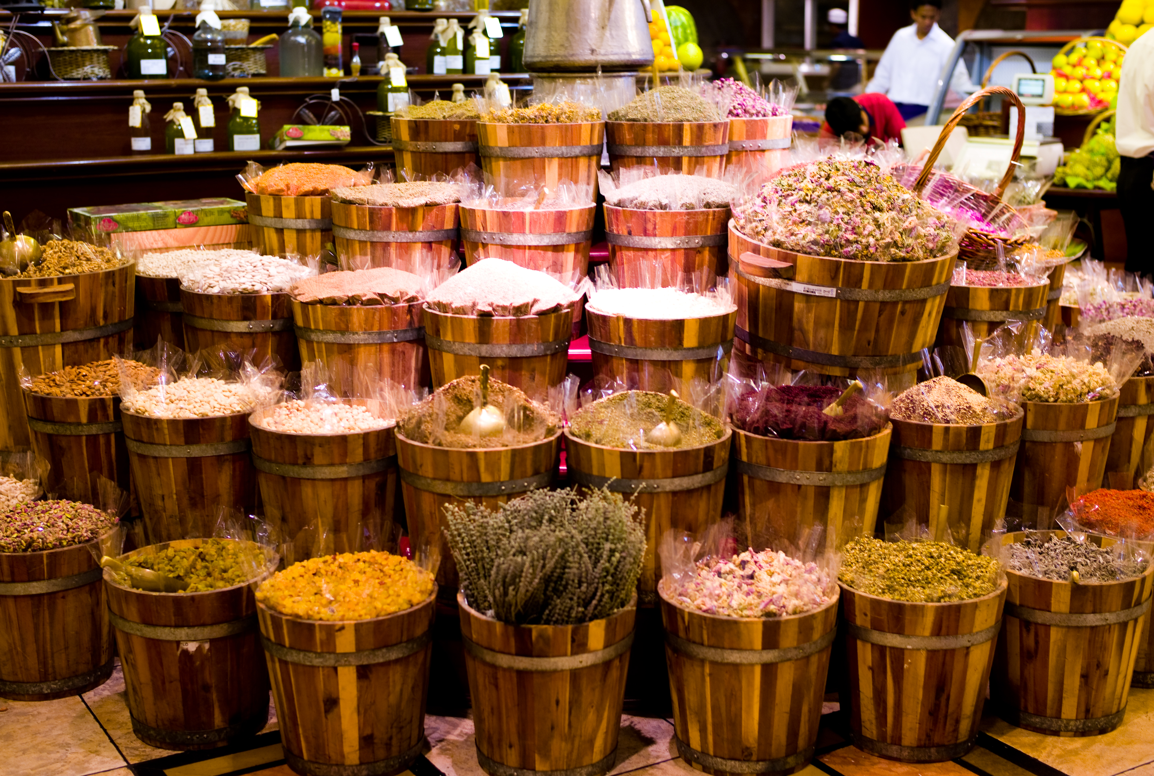 Spice Market, Middle East   Egyptian food, Middle eastern ...   Middle East Spice Market