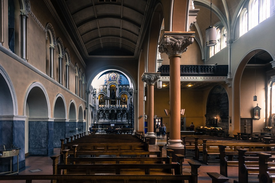 CHURCH OF OUR LADY OF MOUNT CARMEL WHITEFRIAR STREET [10 OF 11] - Dublin