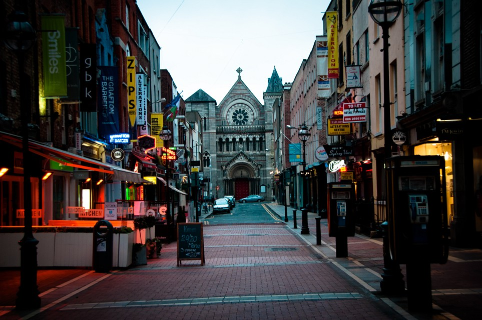 City center - Dublin