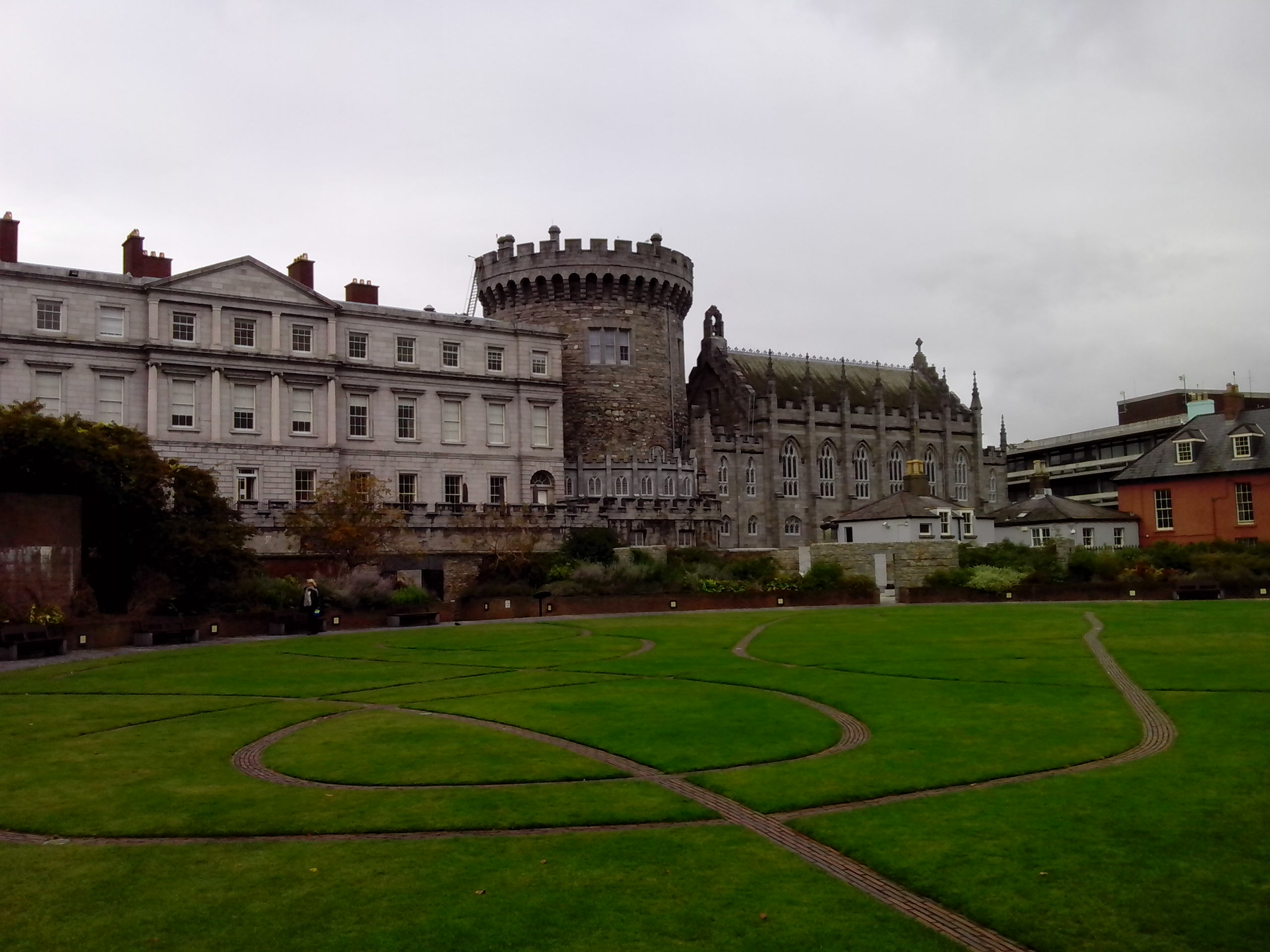Dublin Castle Castle In Dublin Thousand Wonders