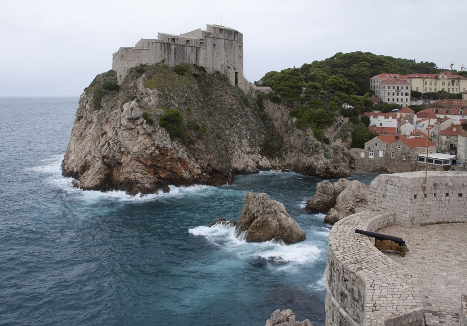 Fort of St Lawrence Dubrovnik - Dubrovnik