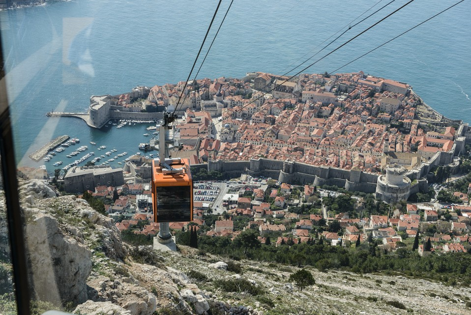 Dubrovnik Cable Car -