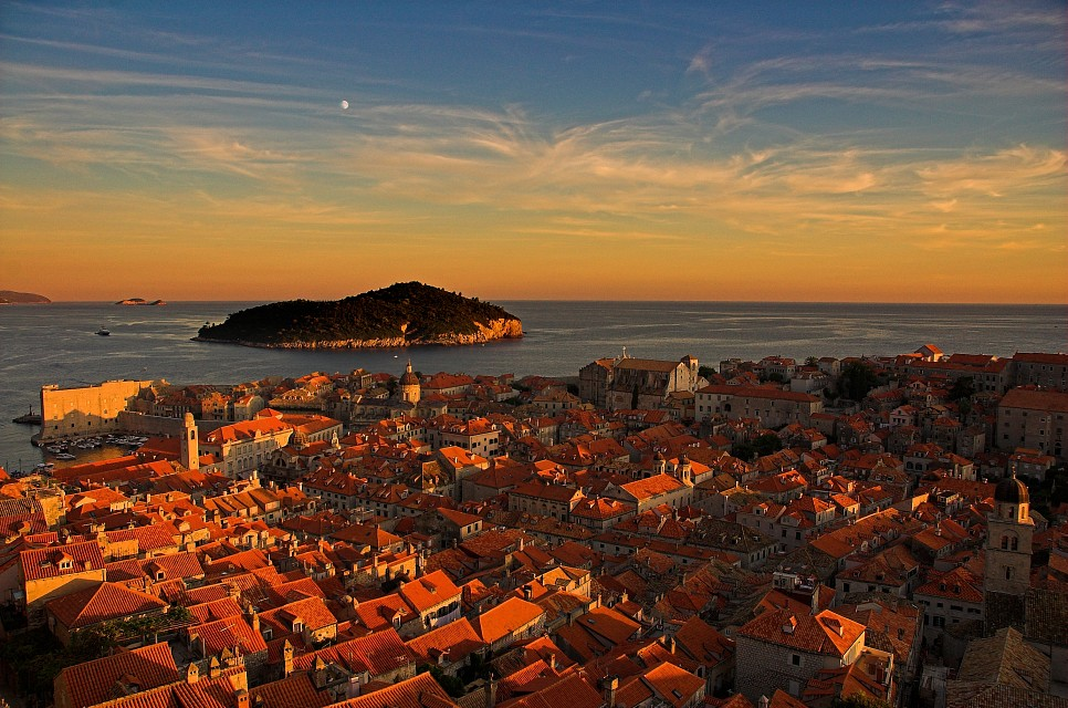 fading light