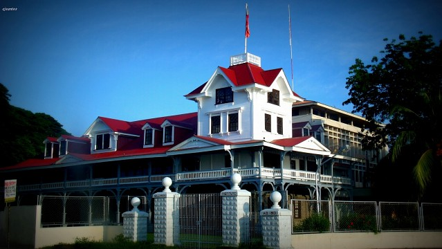 Silliman University Hall -